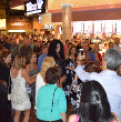 Cher Impersonator Bonnie Kilroe in Vegas causing a commotion before Cher's May 2014 Vegas concert!
