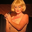 Bonnie Kilroe as the beautiful and demure country music legend Tammy Wynette  - Celebrity Imposters Impersonator
