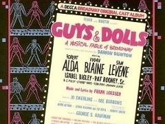Broadway musical 'Guys and Dolls' - Celebrity Imposters
