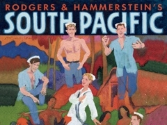 Broadway musical 'South Pacific' - Celebrity Imposters